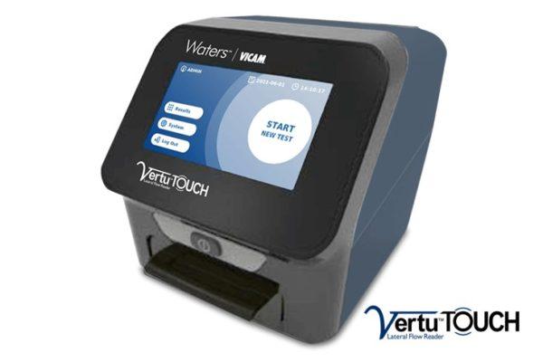 NEU: VICAM Vertu™ TOUCH. Optimiertes Lesegerät für Mycotoxin-Streifentests